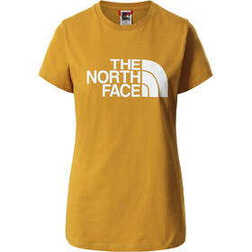 The North Face Easy SS Tee Women, amarillo
